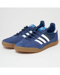 Adidas Zx 500 Dark Royal Light Scarlet Dark Indigo in Blue for Men ... 861dfc37a8