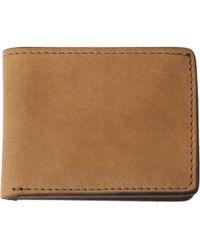 Tanner Goods - Utility Bifold Wallet - Rich Mocha - Lyst