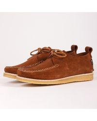 Yogi Lawson Suede Shoes - Dark Brown