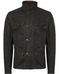 Matchless - Military Green Holland Jacket - Lyst