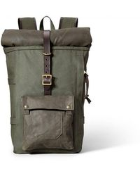 Filson - Roll-top Backpack - Otter Green - Lyst