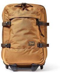 Filson - Whiskey Ballistic Nylon Dryden Carry On Suitcase - Lyst