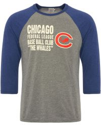 Ebbets Field Flannels - Chicago Whales T-shirt - Lyst