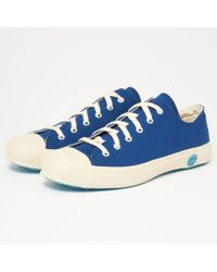 Shoes Like Pottery - Indigo 01jp Canvas Trainers - Lyst