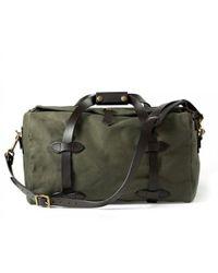 Filson - Small Duffle Bag - Otter Green - Lyst