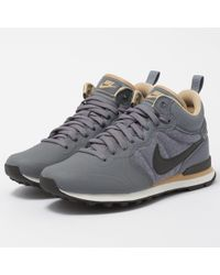 Nike - Internationalist Utility - Wool Grey - Lyst