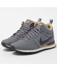 Nike - Internationalist Utility - Wool Grey - Lyst
