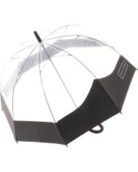 HUNTER Original Moustache Bubble Umbrella - Black