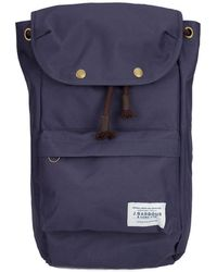 Barbour - Navy Navigator Backpack - Lyst