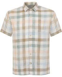 Oliver Spencer - Hawaiian Whitley Multi Shirt - Lyst