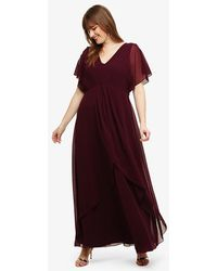 Studio 8 - Nova Bridesmaid Maxi Dress - Lyst