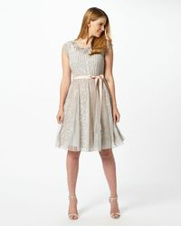 Studio 8 - Sizes 12-26 Light Green Aliona Dress - Lyst
