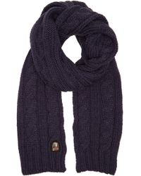 Parajumpers - Scarf With Wool - Lyst