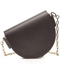 Liebeskind Berlin - Leather Shoulder Bag - Lyst