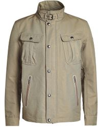 Colmar - Jacket With Stand-up Collar - Lyst