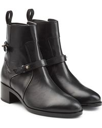 Pierre Hardy - Bottines en cuir - Lyst