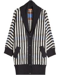 Missoni - Wool Cardigan With Cashmere - Lyst