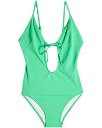 Solid & Striped - The Kelsey Swimsuit - Lyst
