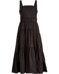 Proenza Schouler - Cotton Poplin Dress - Lyst