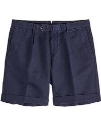 Incotex - Royal Batavia Slim Bermuda Shorts - Lyst