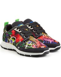 DSquared² - Graphic Print Trainers - Lyst