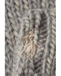 Polo Ralph Lauren - Gloves With Wool And Alpaca - Lyst