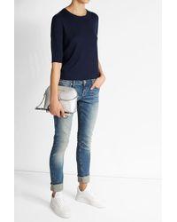 Iris Von Arnim - Cashmere Short Sleeve Top - Lyst