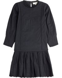 Vanessa Bruno Athé - Cotton Dress - Lyst