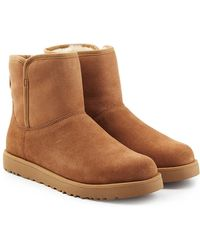 UGG - Shearling Lined Ankle Boots - Lyst