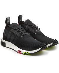 adidas Originals - Sneakers NMD_Racer Primeknit aus Textil - Lyst