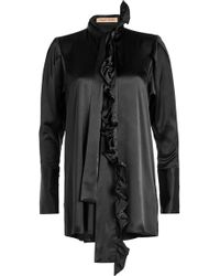 Maggie Marilyn - Second Nature Silk Blouse - Lyst