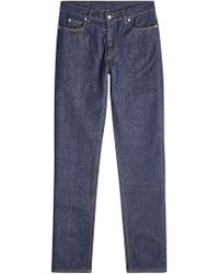Maison Margiela | Straight Leg Jeans | Lyst