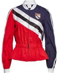 Stella Jean - Cotton Zipped Jacket - Lyst