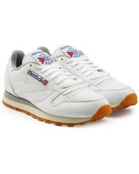 Reebok | Classic Leather Sneakers | Lyst