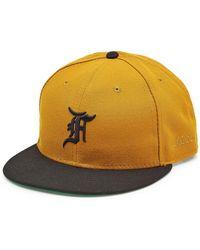 Fear Of God - Baseball Cap - Lyst