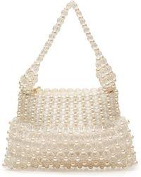 Shrimps - Bead Embellished Handbag - Lyst