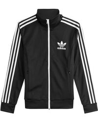 adidas Originals - Zipped Jacket With Cotton - Lyst