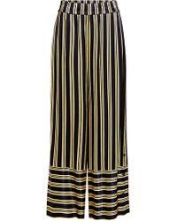 By Malene Birger - Brinni Striped Pants - Lyst