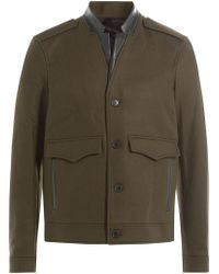 The Kooples - Wool Jacket - Lyst