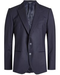 Dolce & Gabbana - 3-piece Wool Suit Jacket - Lyst