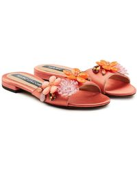 70c46a58d81fc Ipanema Neo Clara Bow Flip Flops - Rose Gold Black in Metallic - Lyst