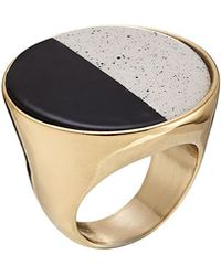 Etro - Statement Ring - Lyst