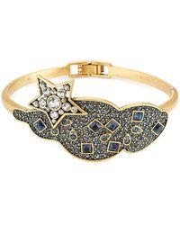 Marc Jacobs - Bracelet avec cristaux - Lyst