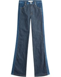 See By Chloé - Flared Jeans - Lyst
