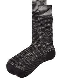 Missoni   Wool Socks   Lyst
