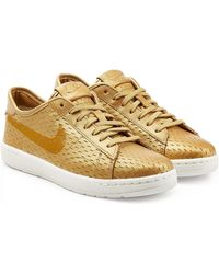 Nike - Tennis Classic Ultra Leather Sneakers - Lyst