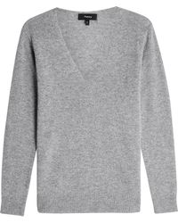 Theory - Adrianna Cashmere Pullover - Lyst