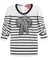 Tommy Hilfiger - Embellished Wool Pullover - Lyst