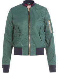 Schott Nyc - Flight Jacket - Lyst