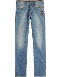 Etro - Slim Jeans - Lyst